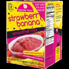 Blender Boyz - Smoothie - Strawberry Banana