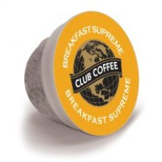 Club Coffee - Breakfast Supreme (20ct) - Dated Jan 31st 2019