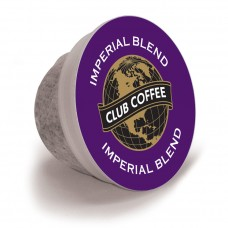 Club Coffee - Imperial Blend (20ct) - Dated Nov 7th 2018