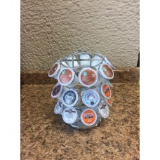.K-Cup Carousel - Holds 27 K-Cups