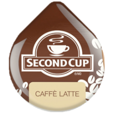 Tassimo Second Cup Caffe Latte