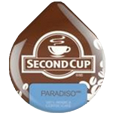 Tassimo Second Cup Paradiso (Dated - April 26th 2018)