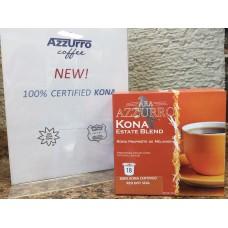 Azzuro Kona 100% Single Orgin (Dated June 30th 2018)