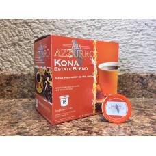 Azzurro Kona 20%  Blend