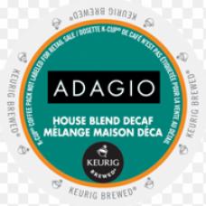 Adagio House Blend *DECAF*
