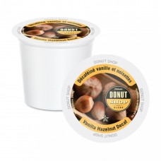 Authentic Donut Shop - Vanilla Hazelnut *DECAF*