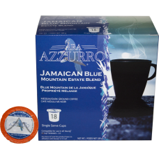 Azzuro 100% Jamaican Blue Mountain (Dated July 31st 2018)