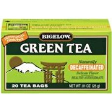 BT-Decaf Green Tea
