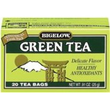 BT-Green Tea