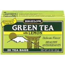 BT-Green Tea with Lemon