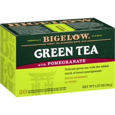 BT-Green Tea with Pomegranate