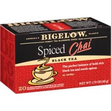 BT-Spiced Chai