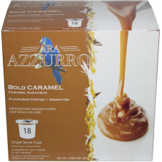 BULK Azzurro - Bold Caramel (108ct)