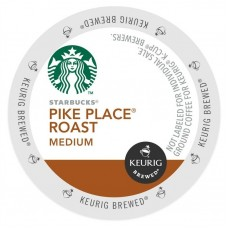 BULK Starbucks - Pike's Place Roast (96ct)
