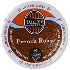 BULK Tullys - French Roast (192ct)