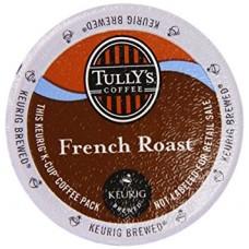 BULK Tullys - French Roast (192ct)
