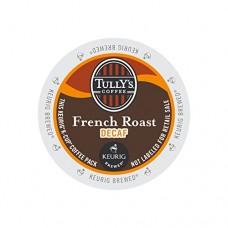 BULK Tullys - French Roast *DECAF* (192ct)