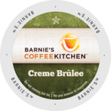 Barnies Coffee Kitchen - Crème Brulee