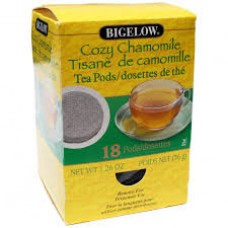 Bigelow Cozy Chamomile Tea PODS