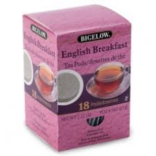 Bigelow English Breakfast Tea PODS