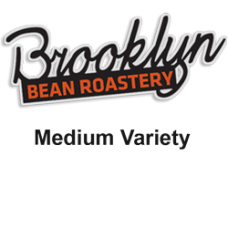 Brooklyn Bean Roastery - Medium Variety (Dated Feb 19th 2019)