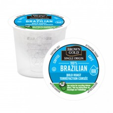 Brown Gold Coffee - 100% Brazilian