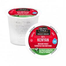 Brown Gold Coffee - 100% Kenyan