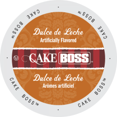 BULK Cake Boss - Dulce de Leche (96ct)