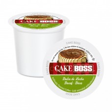 BULK Cake Boss - Dulce de Leche Decaf (96ct)