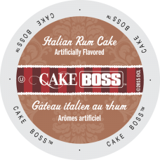Cake Boss - Italian Rum Cake