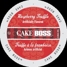 Cake Boss - Raspberry Truffle