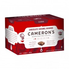 Cameron's Coffee - Chocolate Caramel Brownie