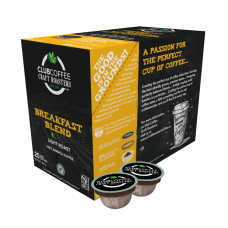 Club Coffee - Breakfast Supreme (20ct)