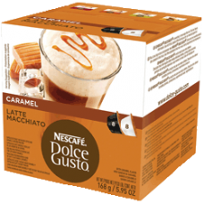 DG-Caramel Latte Macchiato (Dated June 2018)