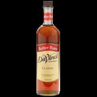 DaVinci Classic Butter Rum (Glass)