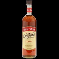 DaVinci Classic Butter Rum