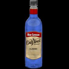 DaVinci Classic Blue Curacao