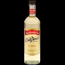 DaVinci Classic Macadamia Nut (Glass)