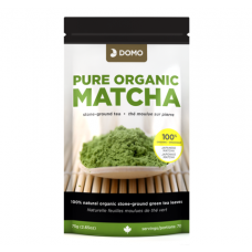 Domo Stone Ground - Pure Organic Japanese Matcha