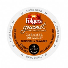 Folgers – Caramel Drizzle