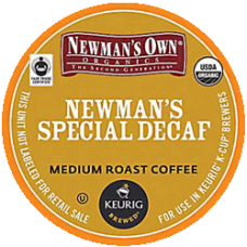 GM - Newman's Special Blend *DECAF*