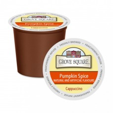 GS - Cappuccino - Pumpkin Spice