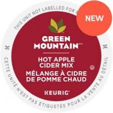Green Mountain - Hot Apple Cider