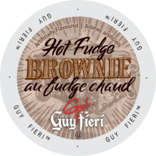 Guy Fieri - Hot Fudge Brownie