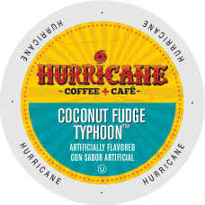 Hurricane - Coconut Fudge Typhoon (2.0)