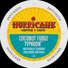 Hurricane - Coconut Fudge Typhoon