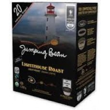 Jumping Bean - Lighthouse Roast (20ct) - Dated March 19th 2019