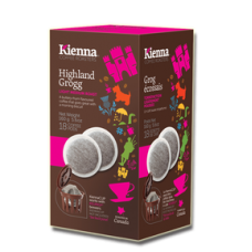 Kienna Coffee Pods- Highland Grogg