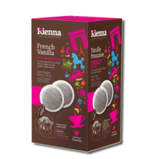 Kienna Coffee Pods- French Vanilla