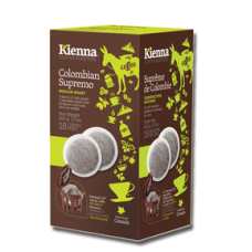 Kienna Coffee Pods- Colombian Supremo